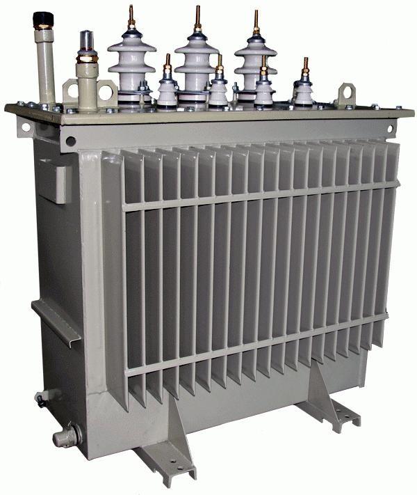 Трансформатор ТМ Г Трансформаторы силовые масляные  Силовой масляный трансформатор ТМГ 160 6 10