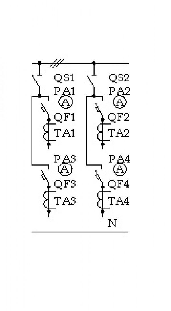 Схема ЩО-70-3-06 У3