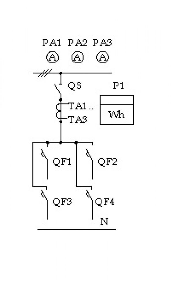 Схема ЩО-70-3-08 У3