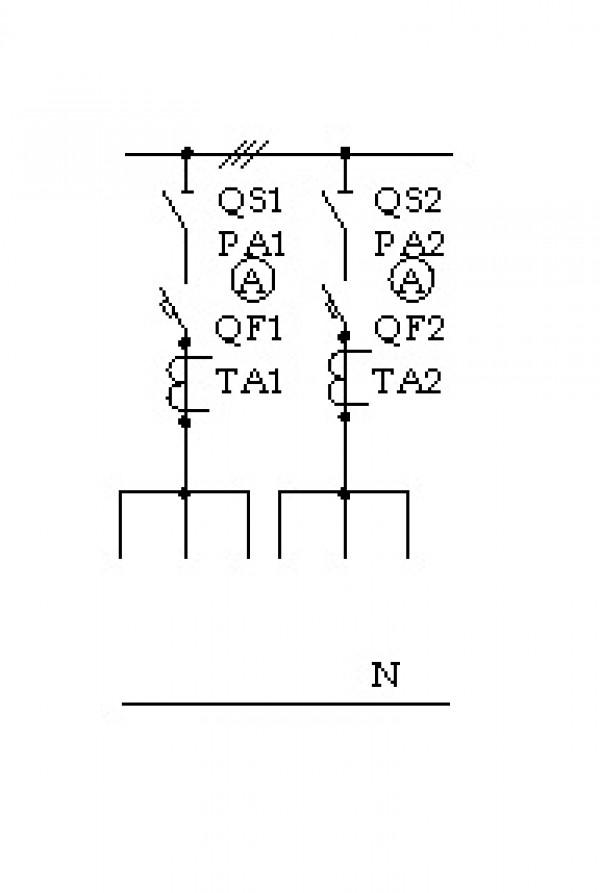 Схема ЩО-70-3-07 У3
