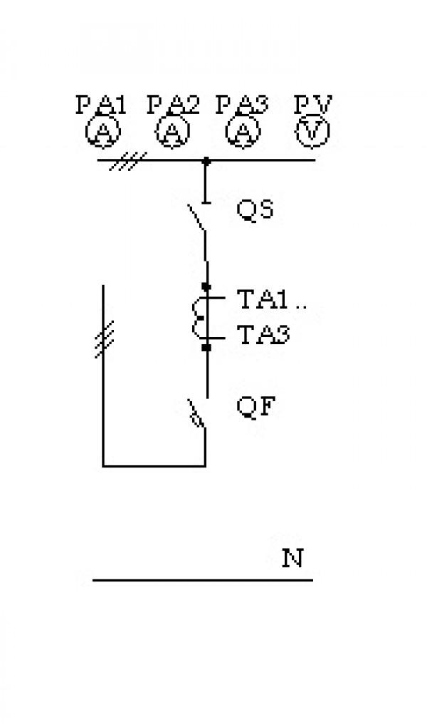 Схема ЩО-70-3-22 У3