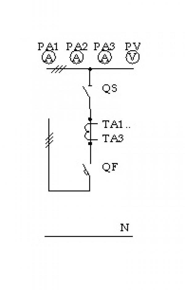 Схема ЩО-70-3-24 У3