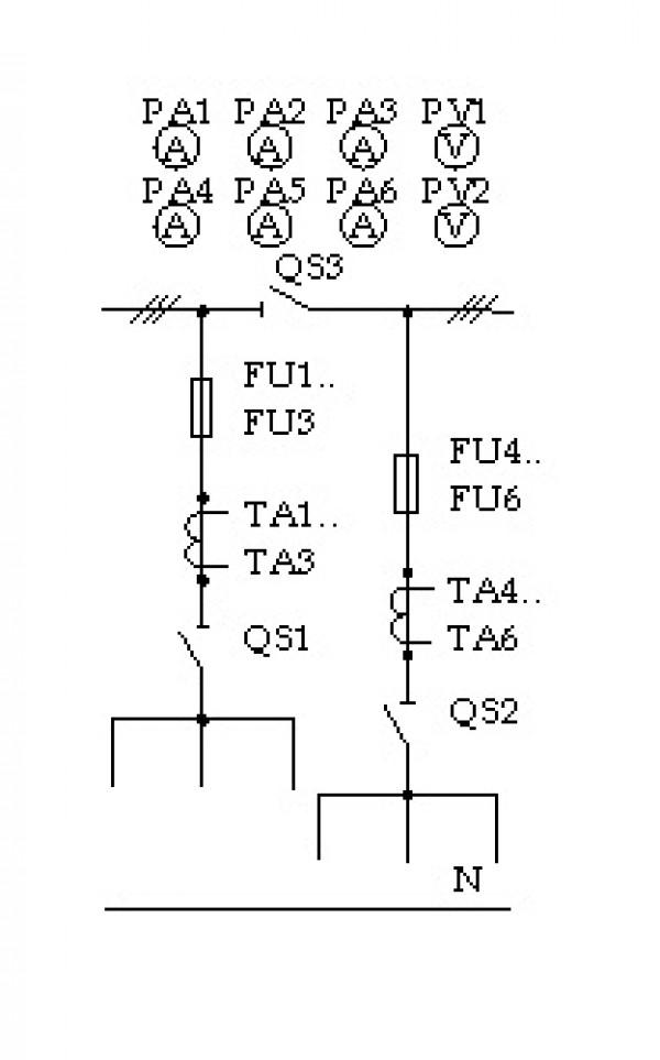 Схема ЩО-70-3-50 У3